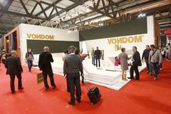 Salone del Mobile 2012 Stock Photography