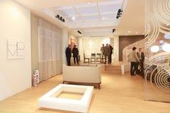 Salone del Mobile 2012 Stock Foto's