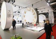 Salone del Mobile 2012 Immagine Stock Libera da Diritti