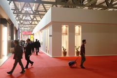 Salone del Mobile 2012 Stock Photo