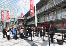 Salone del Mobile 2012 Imágenes de archivo libres de regalías