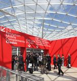 Salone del Mobile 2012 Royalty Free Stock Images