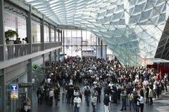 Salone Del Mobile, Mailand, Möbel angemessen Lizenzfreie Stockfotos