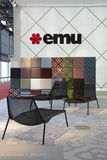 Salone Del Mobile, Mailand, Möbel angemessenes 2011 Stockbild