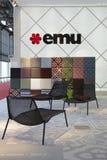 Salone del Mobile, Milaan, meubilairmarkt 2011 Stock Afbeelding