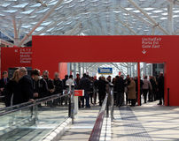 Salone del Mobile 2013 Royalty Free Stock Photography
