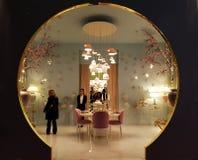Salone Del Wisząca ozdoba, Milano obraz stock
