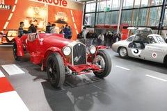 Alfa Romeo nel salone dell'automobile di Bologna Fotografie Stock Libere da Diritti