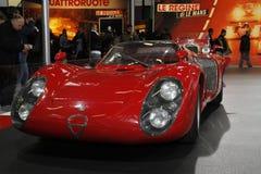 Automobile sportiva di Alfa Romeo Immagine Stock Libera da Diritti