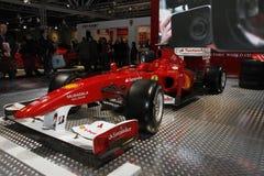 Vettura da corsa di Ferrari Fotografia Stock