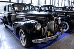 Salone dell'automobile Fotografie Stock
