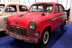 Salone dell'automobile Immagine Stock Libera da Diritti