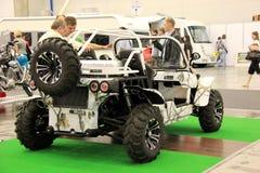 Salone dell'automobile Immagini Stock Libere da Diritti