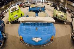 Salone dell'automobile classico di Bangkok immagine stock