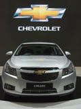 Salone dell'automobile di Bangkok Chevy fotografie stock libere da diritti
