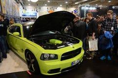 Salone dell'automobile di Essen 2013 Immagine Stock Libera da Diritti