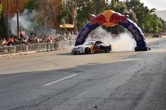Salone dell'automobile di Red Bull. Bacu 17.06.2012 Immagine Stock Libera da Diritti