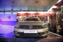 Salone dell'automobile internazionale a Belgrado Immagine Stock