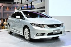 Salone dell'automobile internazionale di Bangkok Immagini Stock