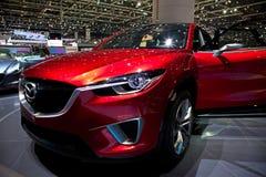 Salone dell'automobile internazionale di Ginevra ottantunesima Fotografia Stock