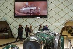 Salone dell'automobile internazionale di Ginevra 2019 immagine stock