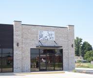 Salone della spezia e dello zucchero, albero contrassegnato, Arkansas Immagini Stock