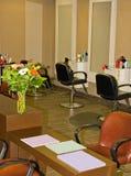 Salone di capelli - 2 Fotografia Stock Libera da Diritti