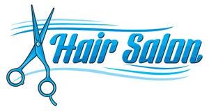 Salone di capelli royalty illustrazione gratis