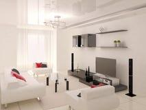 salone di ciao-tecnologia Fotografia Stock