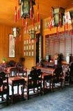 salone di Qing-stile Immagini Stock
