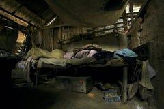 Salone di sbriciolatura Fotografia Stock Libera da Diritti