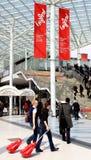 Salone Internazionale del Mobil 2010 Arkivfoton