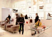 Salone Internazionale del Mobile 2010 Stock Image