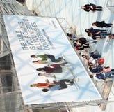 Salone Internazionale del Mobile 2010 Fotografie Stock Libere da Diritti