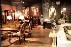 Salone Internazionale del Mobile 2010 Stock Photography