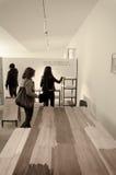 Salone Internazionale del Mobile 2013 immagini stock libere da diritti