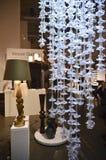 Salone Internazionale del Mobile. Interiors design solutions exhibition at Salone del Mobile, international furnishing, design and accessories exhibition. 9th Royalty Free Stock Image