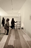 Salone Internazionale Del Wisząca ozdoba 2013 Obrazy Royalty Free