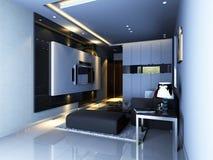 Salone interno Immagini Stock