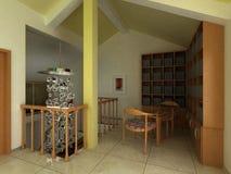 Salone interno Fotografia Stock Libera da Diritti