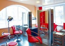 Salone interno della stazione termale per cura del corpo e cura di pelle Fotografia Stock Libera da Diritti