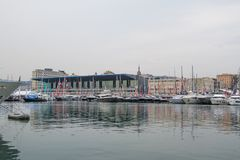 Salone Nautico, Génova, Italia 2017 Imagen de archivo