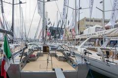 Salone Nautico, Genova, Italy 2017 Stock Image