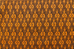 Salong. Striped of Isan Thailand ,This  Striped are Ancient pattern Stock Photos