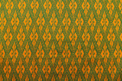 Salong. Striped of Isan Thailand ,This  Striped are Ancient pattern Stock Images