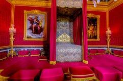 Salong de Mercure, slott av Versailles, Paris Royaltyfri Bild