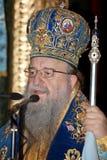 Saloniki Anthimos biskup Fotografia Stock