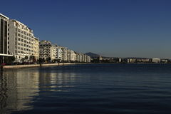 Saloniki, Grecja Fotografia Royalty Free