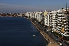 Saloniki, Griechenland stockfotos