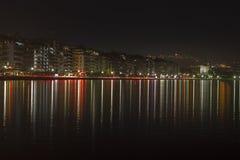 Saloniki-Stadt Stockfoto